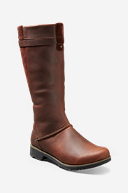 Brown Shoes for Women: Women's Eddie Bauer Trace Boot