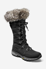Faux Fur Boots for Women: Women's Eddie Bauer Solstice II Boot
