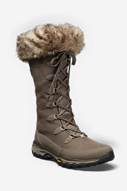 Leather Boots for Women: Women's Eddie Bauer Solstice II Boot