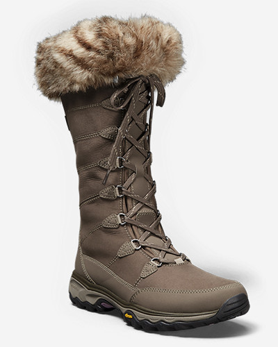 Insulated Shoes for Women: Women's Eddie Bauer Solstice II Boot