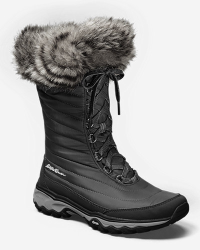 Insulated Shoes for Women: Women's Eddie Bauer MicroTherm II Boot