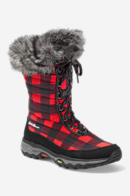 Red Boots for Women: Women's Eddie Bauer MicroTherm II Boot