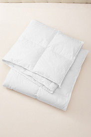 Bedding: Signature Medium Down Comforter