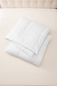 Bedding: Rainier Medium Down Comforter