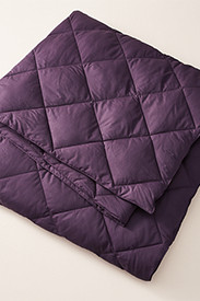 Cascade Down Comforter - Colored