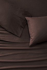 Portuguese Flannel Sheet Set - Solid