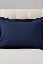 Flannel Pillow Sham - Solid