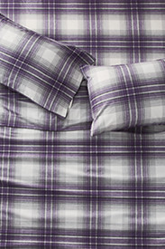 Portuguese Flannel Sheet Set - Plaids & Heathers