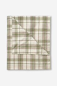 Insulated Bedding: Flannel Duvet Cover - Pattern
