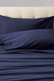 Flannel Pillowcase Set - Heather