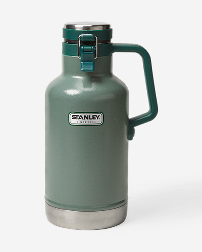 Insulated Camping Accessories: Stanley® Classic Vacuum Growler 64 oz.