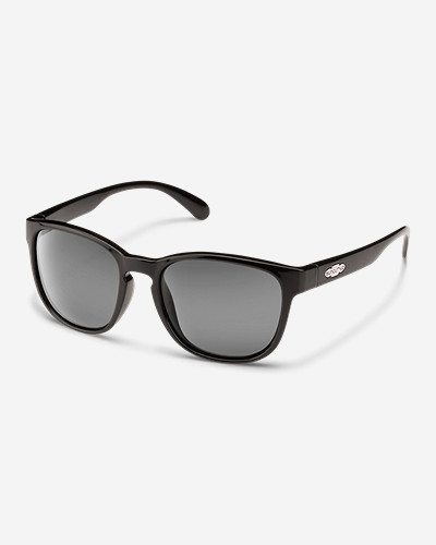 Accessories for Women: Suncloud® Loveseat Sunglasses - Black