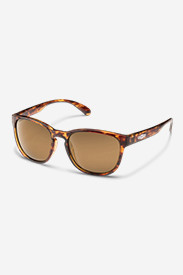 Nylon Accessories for Women: Suncloud® Loveseat Sunglasses - Tortoise