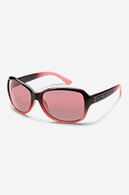 Nylon Accessories for Women: Suncloud® Mosaic Sunglasses - Black Fade