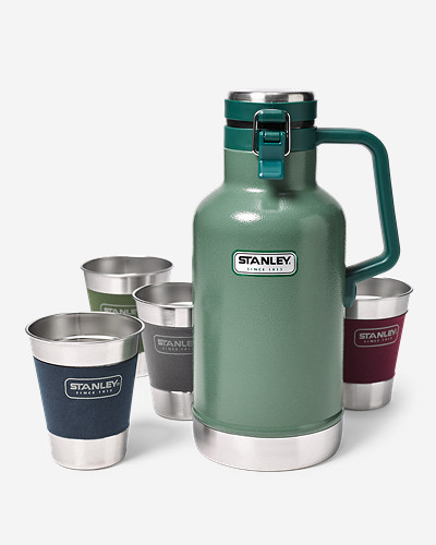 Stanley Steel Growler Set