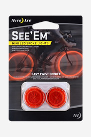 Nite Ize® See'Em LED Mini Spoke Lights - 2-Pack