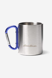 Eddie Bauer Double-Wall Cup w/ Carabiner