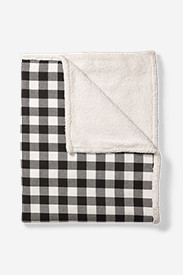 Cabin Flannel Throw