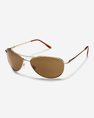 Suncloud Patrol Sunglasses  -  Gold