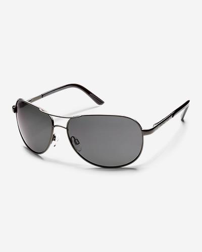 Suncloud Aviator Sunglasses - Gunmetal