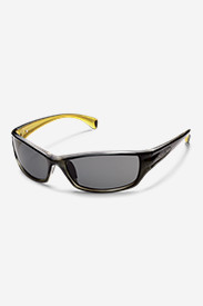 Nylon Accessories for Men: Suncloud Hook Sunglasses - Gray