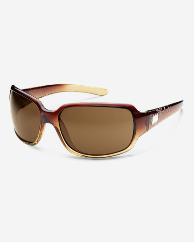 Accessories for Women: Suncloud® Cookie Sunglasses - Brown Fade