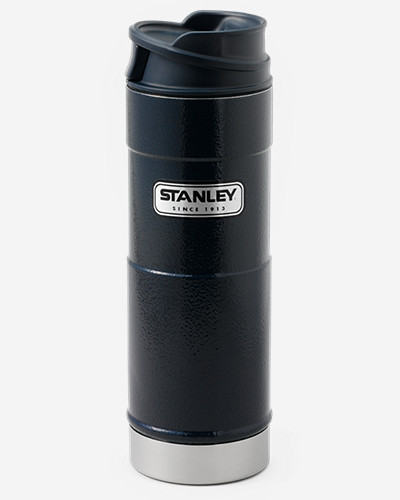 Insulated Camping Accessories: Stanley® Classic One-Hand Vacuum Mug 16 Oz.
