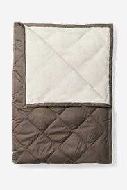 Insulated Bedding: Oversized Down Throw