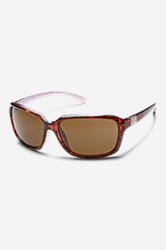 Nylon Accessories for Men: Suncloud Blossom Sunglasses - Tortoise