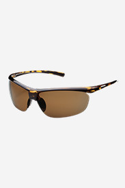 Nylon Accessories for Men: Suncloud Zephyr Sunglasses - Tortoise