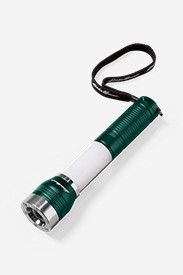 Aluminum Flashlight with Lanyard