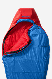 Igniter +15° Synthetic Mummy Sleeping Bag - Long