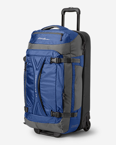bb219114b65 Expedition Drop-bottom Rolling Duffel - Large   Eddie Bauer