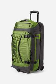 Nylon Bags: Expedition Drop-Bottom Rolling Duffel - Large