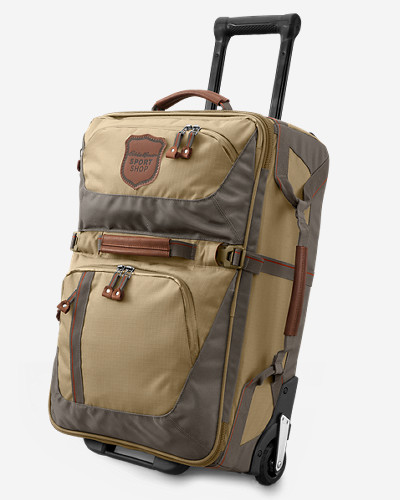 Adventurer Medium Rolling Bag
