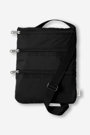 Nylon Bags: Connect 3-Zip Travel Bag