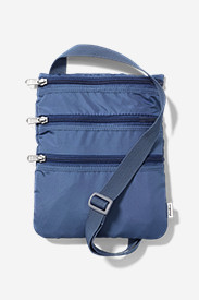 Connect 3-Zip Travel Bag