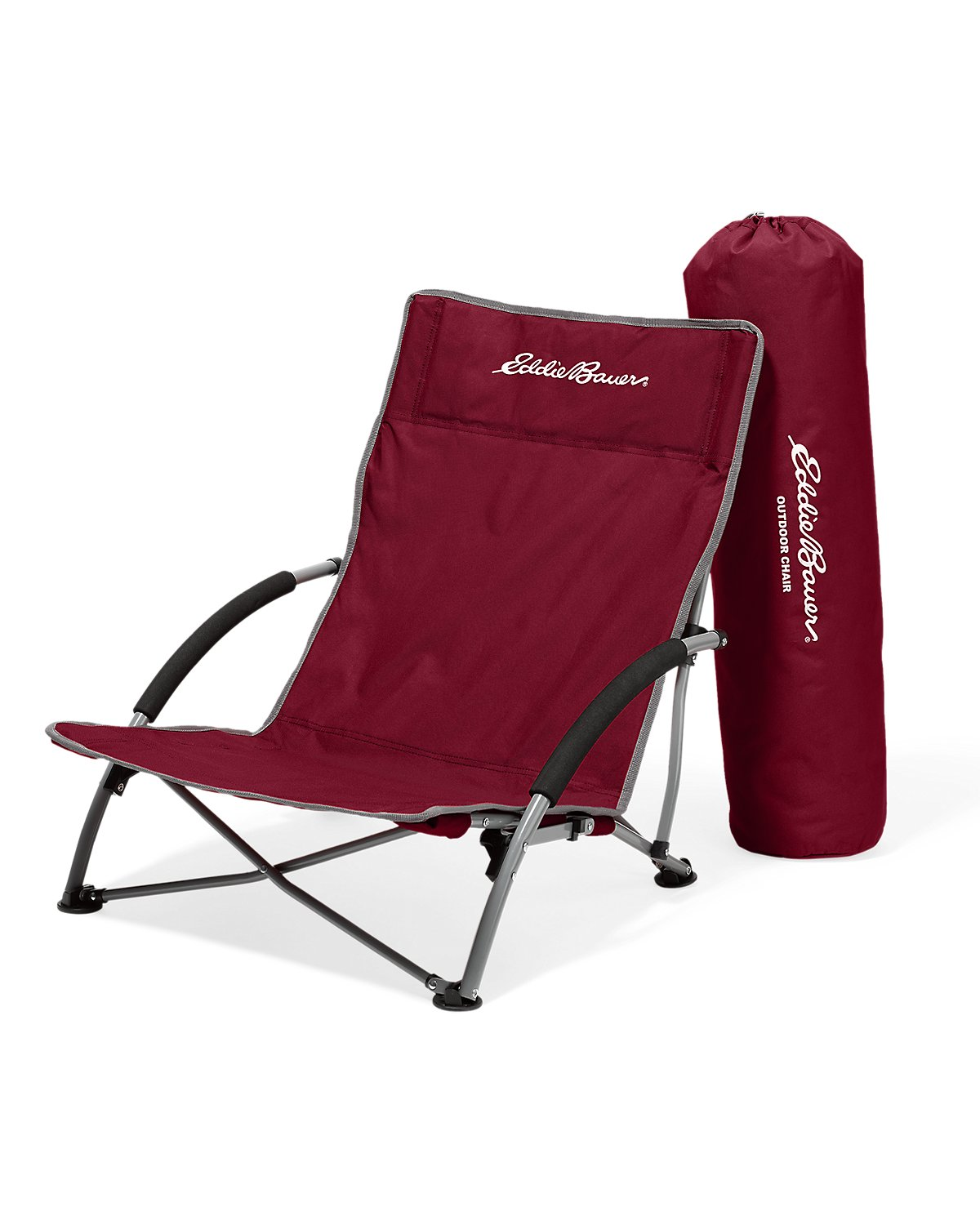 Eddie Bauer Camp Chair Low