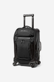 Black Suitcases: Travex® Voyager II Rolling Bag