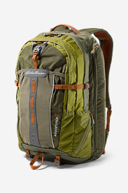 Brown Bags: Adventurer Backpack