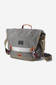 Tote Bags: Bygone Courier Bag