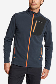 Blue Jackets: Men's Cloud Layer Pro Full-Zip Jacket