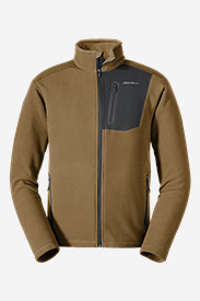 Green Jackets for Men: Men's Cloud Layer Pro Full-Zip Jacket