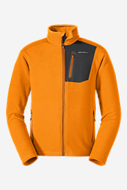 Orange Jackets for Men: Men's Cloud Layer Pro Full-Zip Jacket