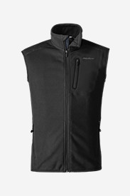 Black Vests: Men's Cloud Layer Pro Vest