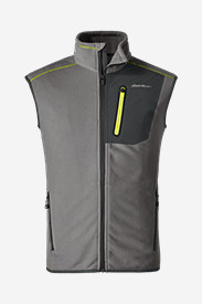 Gray Vests for Men: Men's Cloud Layer Pro Vest