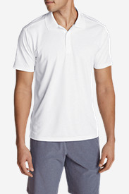 Hiking Shirts for Men: Men's Resolution Short-Sleeve Polo Shirt