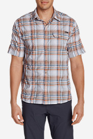 Big & Tall Shirts for Men: Men's Mountain Short-Sleeve Shirt