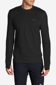 Black Shirts for Men: Men's Resolution IR Crew