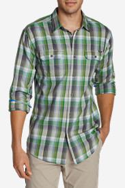 Men's Expedition Flannel Shirt - Spring